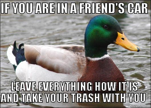 This is a huge pet peeve of mine. I'm sure there's many others like me.