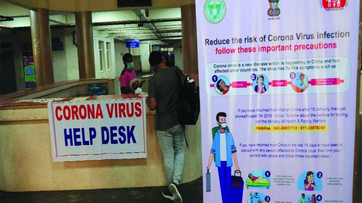 India steps up coronavirus preparations despite limited contagion