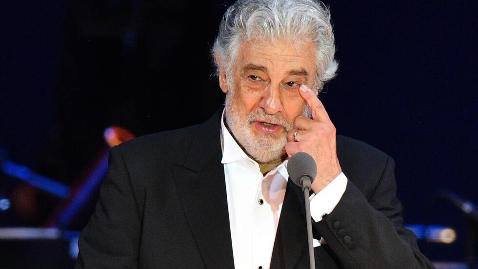 Le ténor espagnol Placido Domingo, ici en août 2019, en Hongrie.