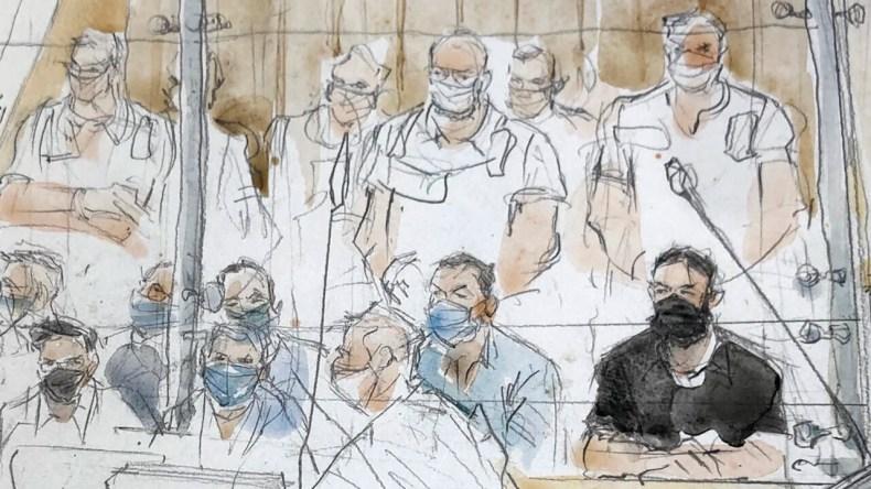 دومین هفتۀ محاکمۀ حملات تروریستی پاریس با گزارش یکی از مسئولان تحقیقات قضائی آغاز شد
