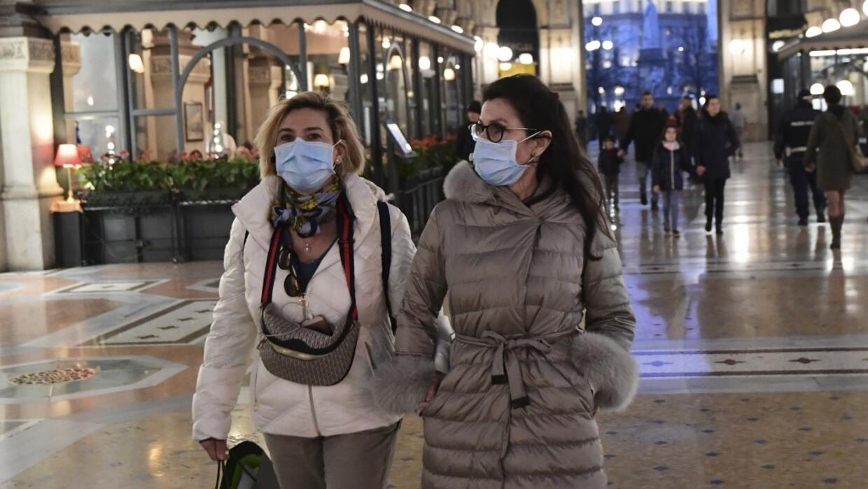 Coronavirus rampages south through Italy as infections spread to ...