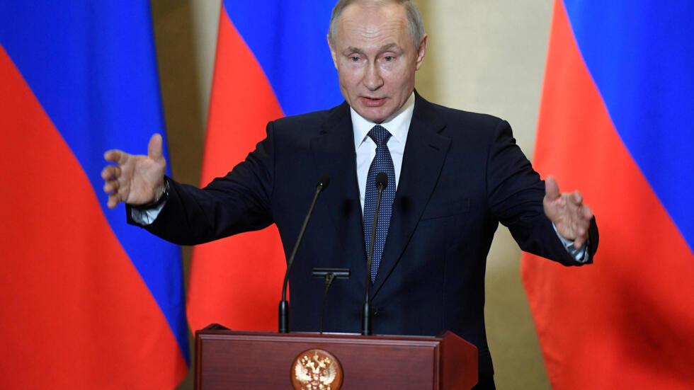 俄羅斯修憲公投在即 普京:修憲通過后不排除再次競選總統