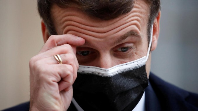 Year of hurdles in store for French President Emmanuel Macron