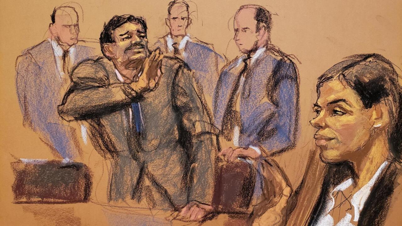 """曾兩度成功越獄 墨西哥大毒梟""""矮子""""古茲曼被判終身監禁"""