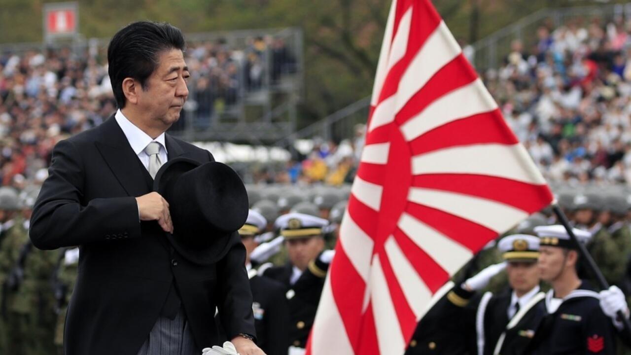 安倍啟動歐美行首站法國 磋商大阪G20峰會