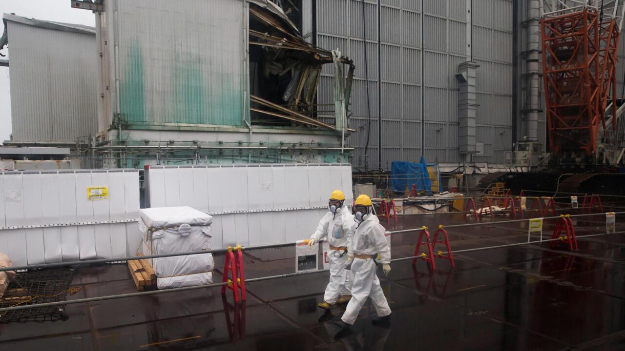 福島核災難6年後測出高輻射 - 環境與發展