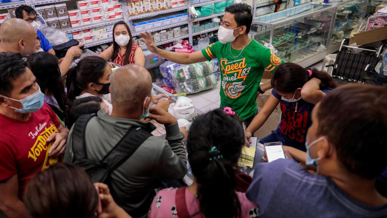 Filipinas reporta la primera víctima fatal del nuevo coronavirus ...