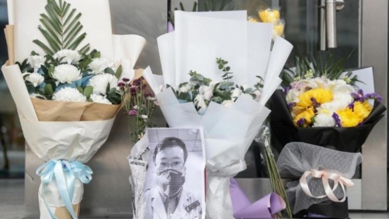 李文亮之死激起中国人争取言论自由的热浪
