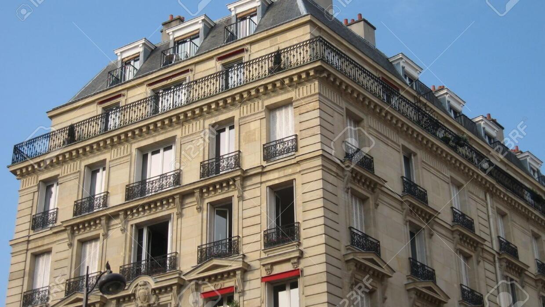 巴黎的奧斯曼風格建築 - 法國風土人情