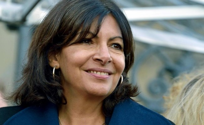 Paris Mayor Anne Hidalgo Calls For Referendum On Seasonal