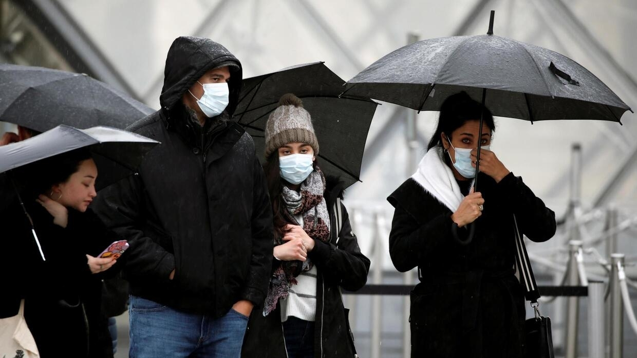 France to prevent mask hoarding, gel price fixing as 4th person ...