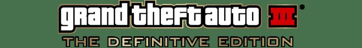 Logotipo de GTA 3 - The Definitive Edition