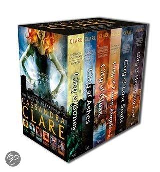 The Mortal Instruments boxset (1-6)
