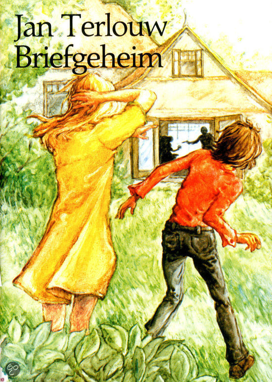 Book review | Briefgeheim by Jan Terlouw | 5 stars