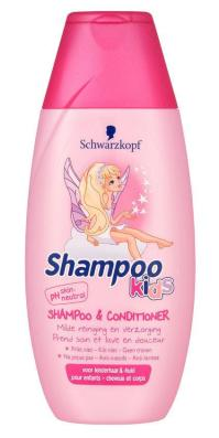bol.com | Schwarzkopf Kids Girls Fee - 250 ml - Shampoo