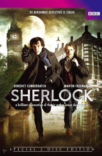 Sherlock - Seizoen 1 (Special Edition)