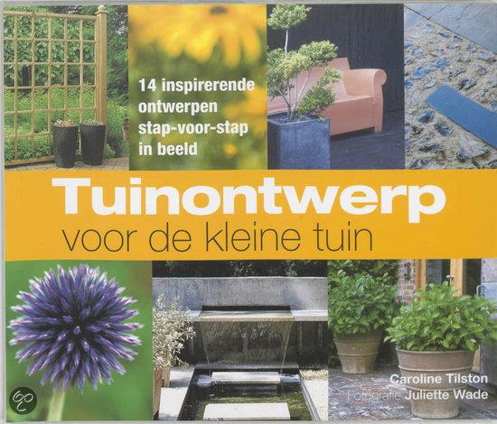 Tuinontwerp Voor De Kleine Tuin  MijnTuinorg