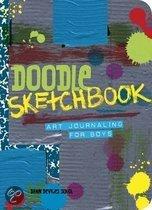 Art Journaling voor jongens!