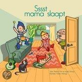 Sssst, mama slaapt!