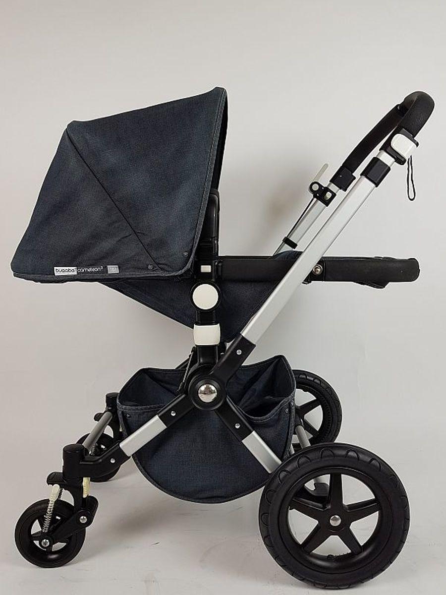 Spiksplinternieuw Bugaboo Cameleon Denim 007 | Single Strollers Tagged LS-25