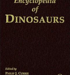 encyclopedia of dinosaurs [ 914 x 1200 Pixel ]