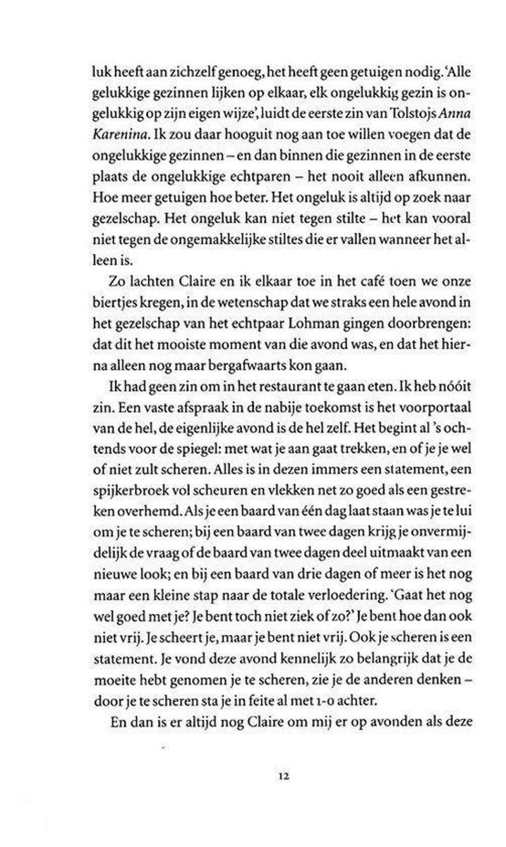 Het Diner Herman Koch Ebook