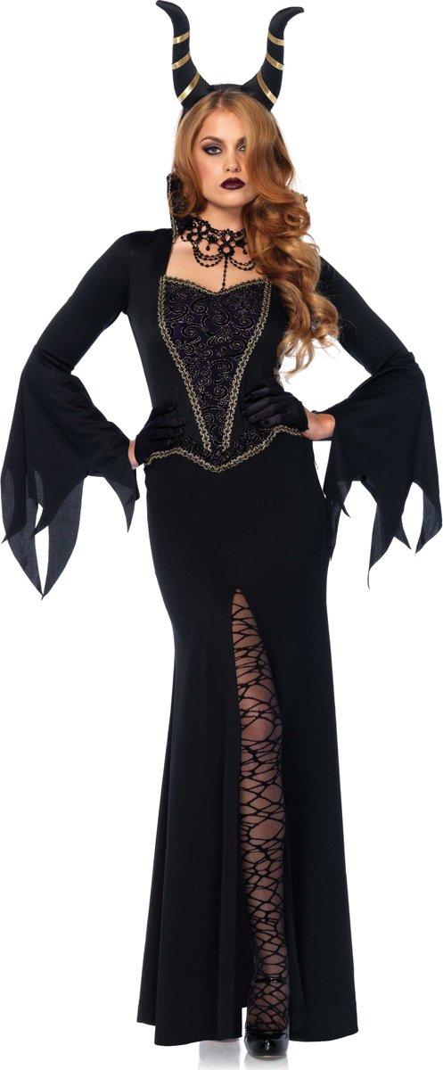 Kids-n-fun 11 Kleurplaten van Maleficent