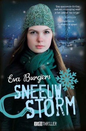 bol.com | Kluitman jeugdthrillers - Sneeuwstorm, Eva Burgers ...