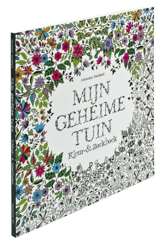 Mijn Geheime Tuin 9789068686296 Boeken