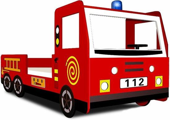 Kinderkamer Thema Brandweer