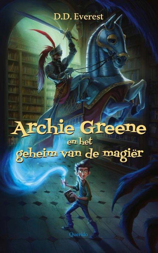 Archie Greene en het geheim van de magiër – D.D. Everest