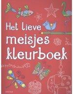Lieve meisjes kleurboek