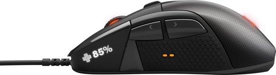 SteelSeries Rival 700 - Optische Gaming Muis - 16000DPI - Rechtshandig - Zwart