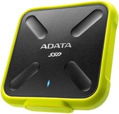 ADATA Externe SSD SD700 256GB USB 3.1 Geel