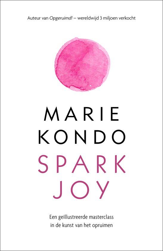 bolcom  Spark Joy Marie Kondo  9789400507265  Boeken