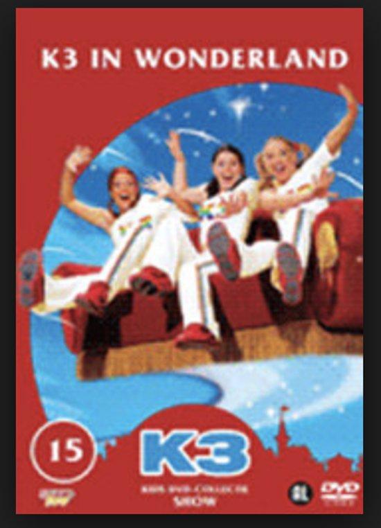 bolcom  K3  In Wonderland Dvd  Dvds