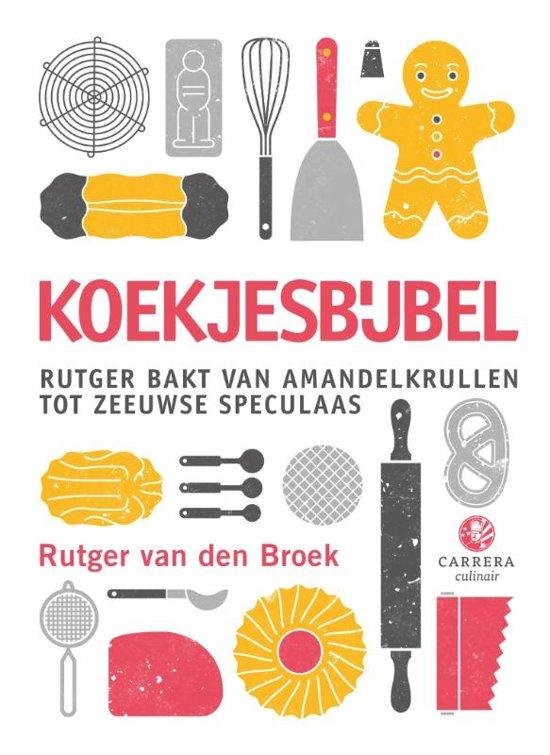Koekjesbijbel | Rutger van den Broek