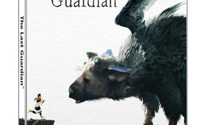 Bol The Last Guardian Special Edition Ps4 Games