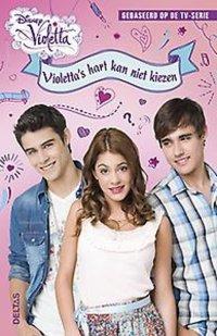 Disney Violetta - Violetta's hart kan niet kiezen
