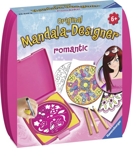 Ravensburger Mini Mandala Designer® Romantic