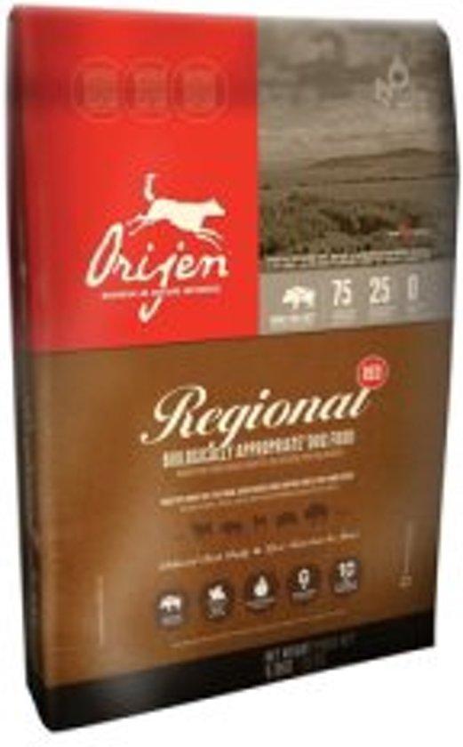 bol.com   Orijen Regional Red Dog 2.27 KG