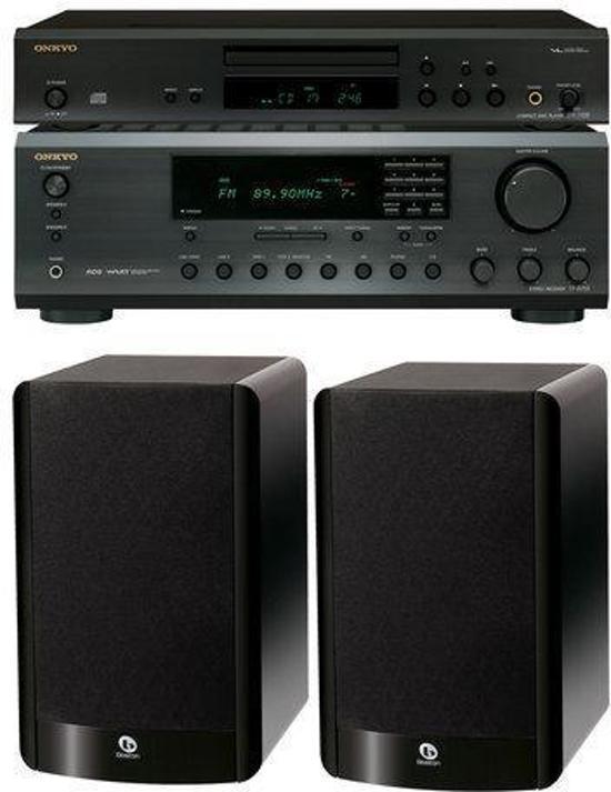 bolcom  Onkyo TX8255  DX7355  Boston Acoustics A26