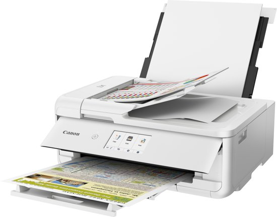 bol.com   Canon PIXMA TS9551C - A3 All-in-One printer / Wit
