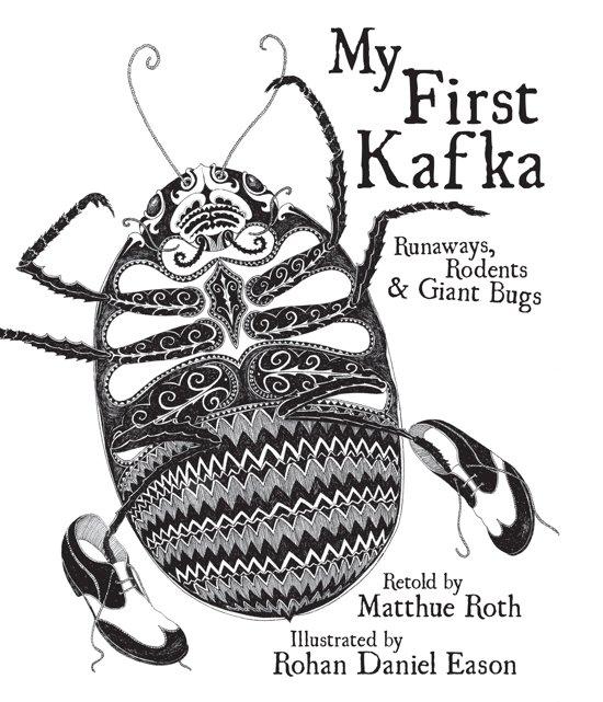 Een boekentip: My First Kafka door Matthue Roth