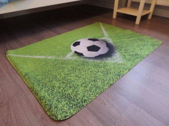 Super Voetbal Vloerkleed Kinderkamer NN71  BelbinInfo