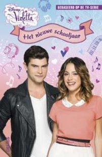 Disney Violetta Het nieuwe schooljaar (Deel 5)