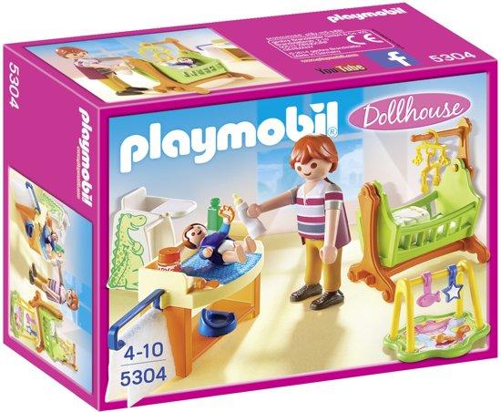 bolcom  PLAYMOBIL Babykamer met wieg  5304PLAYMOBIL