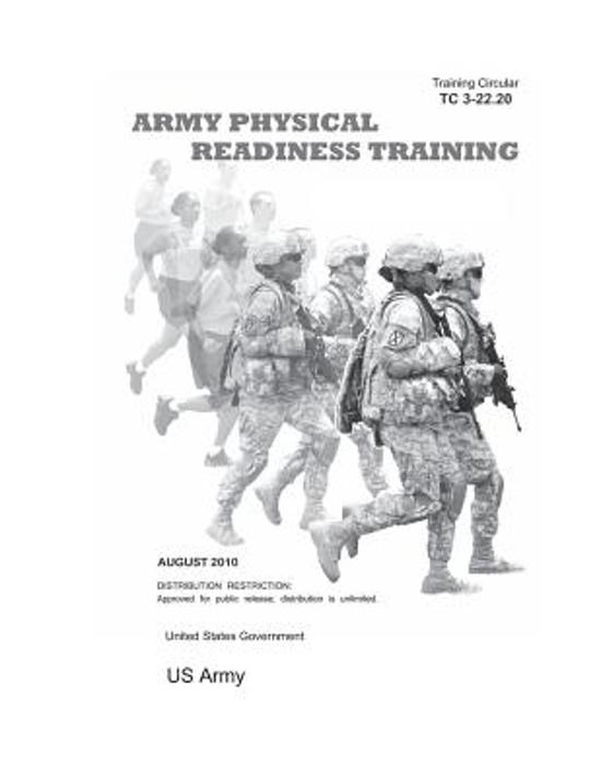 ARMY PHYSICAL FITNESS MANUAL TC 3-22.20 PDF