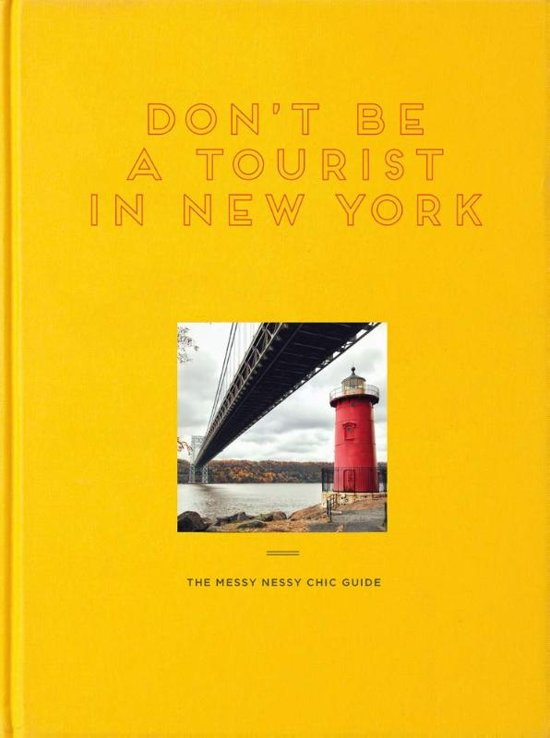 """Don't Be A Tourist In New York"" by Vanessa Grall"