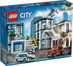 Lego politie kazerna